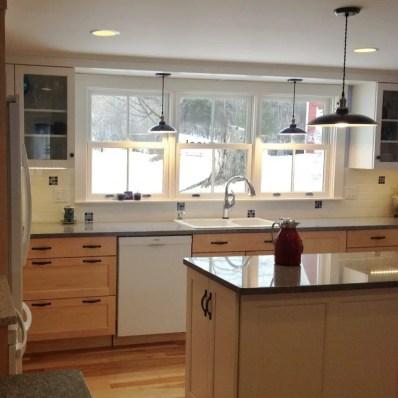 Sconce Over Kitchen Sink 151