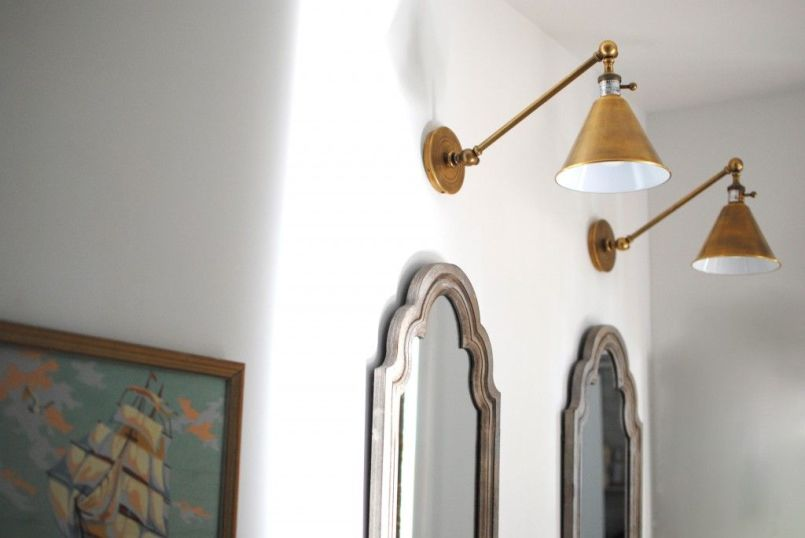 Sconce Over Kitchen Sink 65
