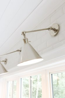 Sconce Over Kitchen Sink 70