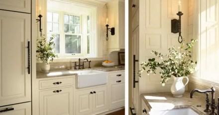 Sconce Over Kitchen Sink 89