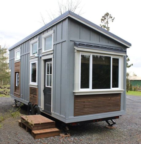 Tiny House Mansion 107