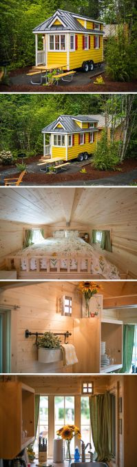 Tiny House Mansion 115