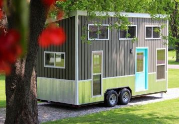 Tiny House Mansion 66