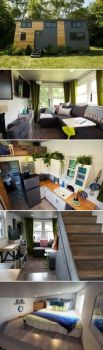 Tiny House Mansion 70