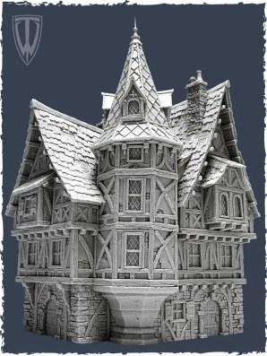 Tiny House Mansion 92