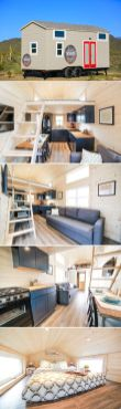 Tiny House Mansion 93