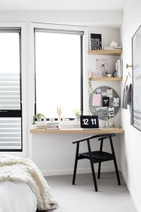 White And Pastel Bedroom 103