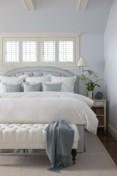 White And Pastel Bedroom 115