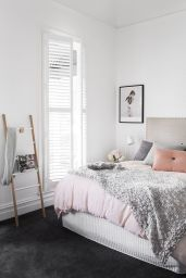 White And Pastel Bedroom 116