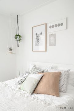 White And Pastel Bedroom 157
