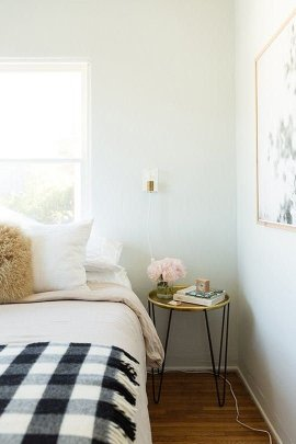 White And Pastel Bedroom 169