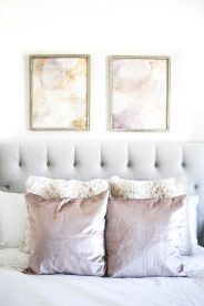White And Pastel Bedroom 171