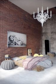 White And Pastel Bedroom 29