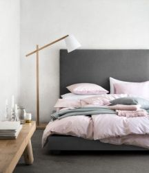 White And Pastel Bedroom 30
