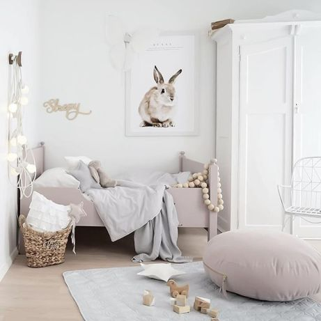 White And Pastel Bedroom 4