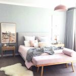 White And Pastel Bedroom 44