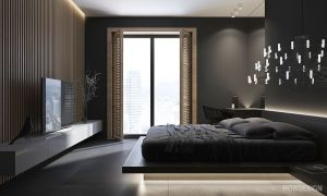White And Pastel Bedroom 5