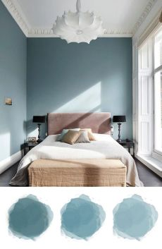 White And Pastel Bedroom 74