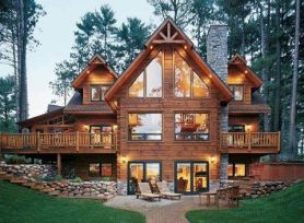 Cabin Design Ideas31