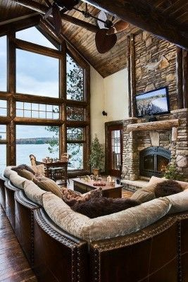 Cabin Design Ideas37