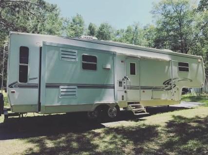 Camper Renovation 22