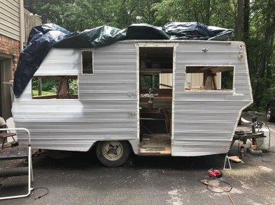 Camper Renovation 93