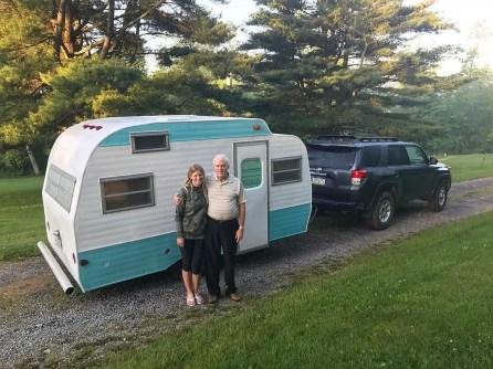 Camper Renovation 98