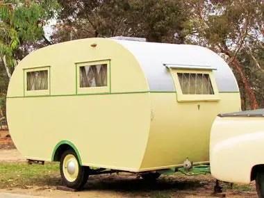 Camper Vans Caravans 26