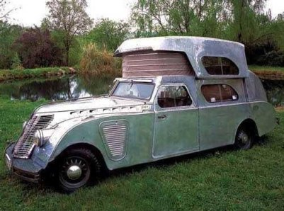 Camper Vans Caravans 27