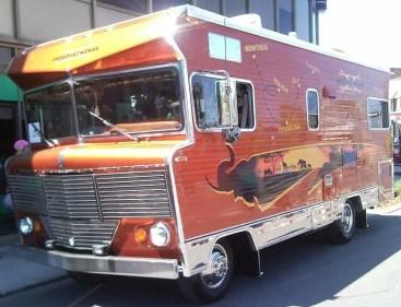Camper Vans Caravans 43