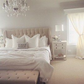 Beautiful Master Bedroom Decor 42
