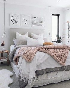 Beautiful Master Bedroom Decor 48