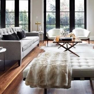 Elegant Contemporary Living Room 1