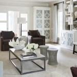Elegant Contemporary Living Room 11