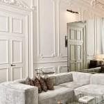 Elegant Contemporary Living Room 16