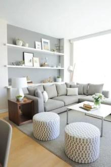 Elegant Contemporary Living Room 22