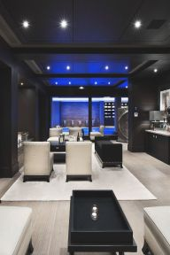 Elegant Contemporary Living Room 27