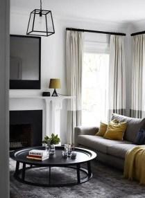 Elegant Contemporary Living Room 28