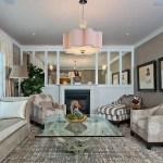 Elegant Contemporary Living Room 35