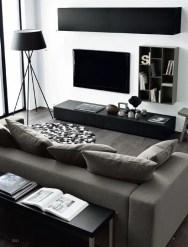 Elegant Contemporary Living Room 45