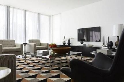 Elegant Contemporary Living Room 50