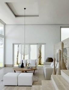 Elegant Contemporary Living Room 57