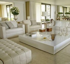 Elegant Contemporary Living Room 71