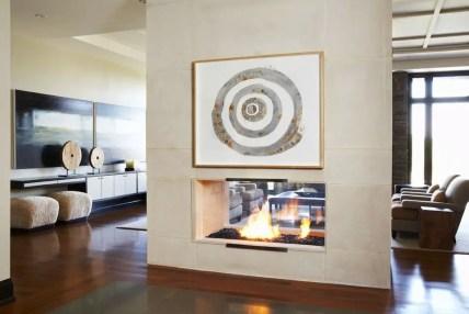 Elegant Contemporary Living Room 86
