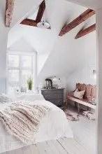 Elegant Cozy Bedroom 38