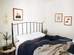 Elegant Cozy Bedroom 51