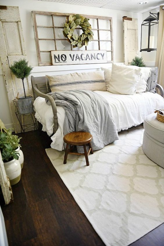 Farmhouse Bedroom 11