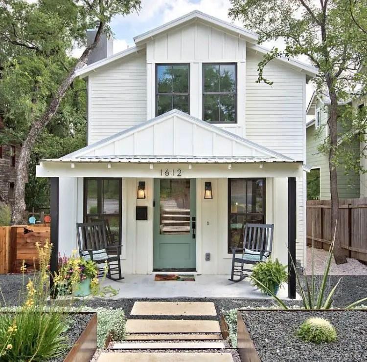 80 Modern Farmhouse Staircase Decor Ideas 64: 100+ Beautiful Modern Farmhouse Decor