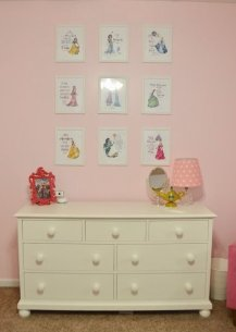 Princess Bedroom Ideas 1
