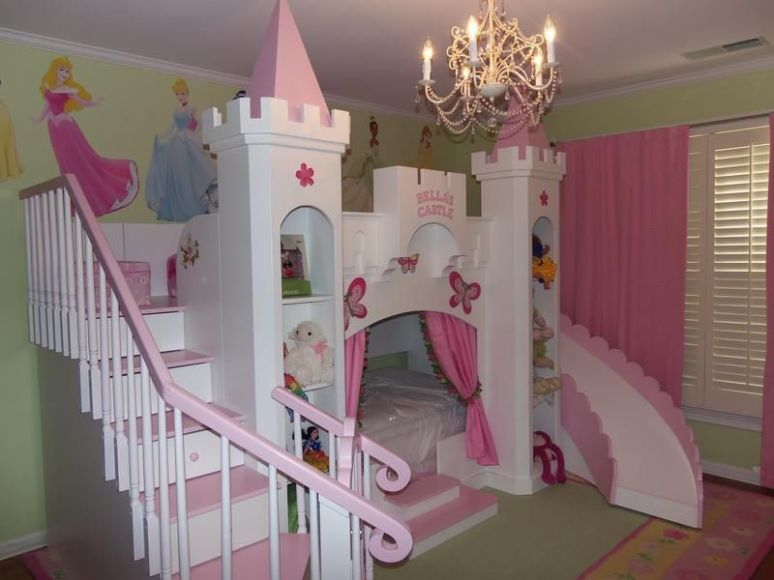 Princess Bedroom Ideas 16